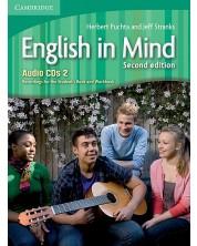 English in Mind 2: Английски език - ниво А2 и В1 (3 CD)