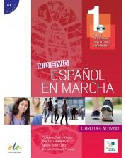 Nuevo Espanol en marcha 1: Libro del alumno / Учебник по испански език за 8. - 12. клас (ниво A1)