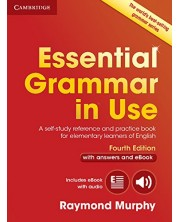 Essential Grammar in Use with answers and eBook (4th Edition)