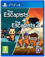 Escapists 1 + Escapists 2 - Double Pack (PS4)
