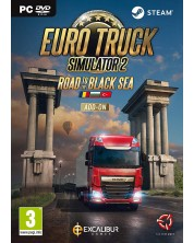 Euro Truck Simulator 2 - Road to the Black Sea - Add on (PC)