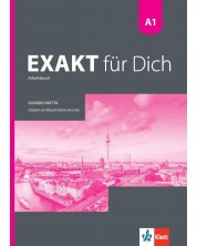 Exakt fur dich BG A1: Arbeitsbuch / Работна тетрадка по немски език - 8. клас (интензивен) -1