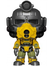 Фигура Funko Pop! Games: Fallout 76 - Excavator Power Armor, #482 -1