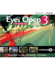 Eyes Open Level 3 Class Audio CDs (3)