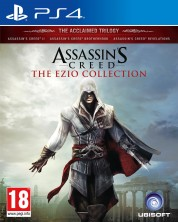 Assassin's Creed: The Ezio Collection (PS4) -1