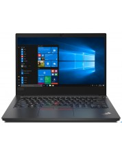"Лаптоп Lenovo ThinkPad Edge - E14,20RA001MBM/3, 14"", черен -1"