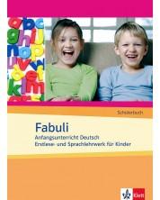 Fabuli: Учебна система по немски език за деца -1