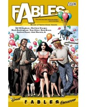 Fables Vol. 13: The Great Fables Crossover -1