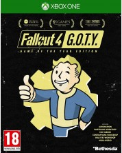Fallout 4 Game of the Year Edition (Xbox One) -1