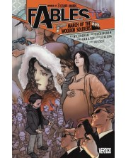 Fables Vol. 4: March of the Wooden Soldiers -1