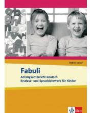 Fabuli: Учебна система по немски език за деца (учебна тетрадка) -1