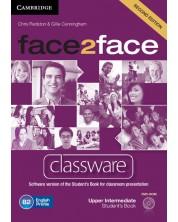 face2face Upper Intermediate Classware DVD-ROM