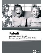 Fabuli: Учебна система по немски език за деца (книга за учителя) -1