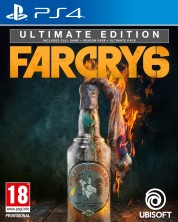 Far Cry 6 Ultimate  Edition (PS4)