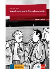 Felix&Theo: Verschwunden in Neuschwanstein Buch mit Audio-CD -1