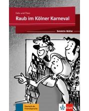 Felix&Theo: Raub im Kölner Karneval Buch mit Audio-CD -1