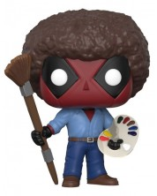 Фигура Funko Pop! Marvel: Deadpool Bob Ross, #319