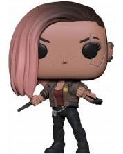 Фигура Funko Pop! Games: Cyberpunk 2077 - V-Female