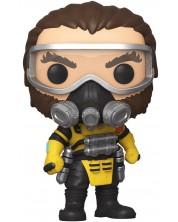 Фигура Funko Pop! Games: Apex Legends - Caustic -1