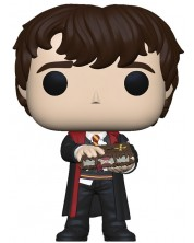 Фигура Funko Pop! Harry Potter - Neville with Monster Book