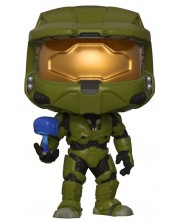 Фигура Funko Pop! Games: Halo - Master Chief with Cortana, #07