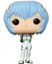 Фигура Funko Pop! Animation: Evangelion - Rei Ayanami -1