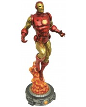 Фигура Diamond Select Marvel Gallery - Classic Iron Man, 28 cm