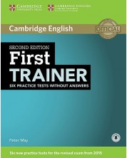 first-trainer-six-practice-tests-without-answers-with-audio