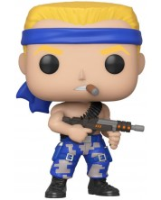 Фигура Funko Pop! Games: Contra - Bill, #585