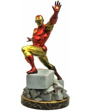 Фигура Diamond Select Marvel Premiere - Iron Man, 35 cm