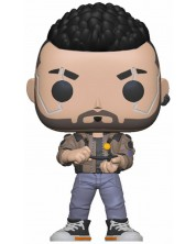 Фигура Funko Pop! Games: Cyberpunk 2077 - V-Male -1