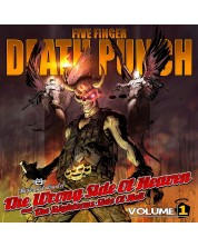 Five Finger Death Punch - The Wrong Side Of Heaven And The Righteous Side Of Hell - Volume 1 (2 Vinyl) -1