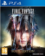 Final Fantasy XV - Royal Edition (PS4) -1
