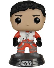 Фигура Funko Pop! Star Wars: The Force Awakens - Poe Dameron Without Helmet, #72