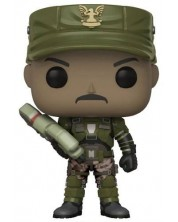 Фигура Funko Pop! Games: Halo - Sgt. Johnson, #08