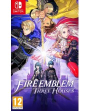 Fire Emblem: Three Houses (Nintendo Switch) -1