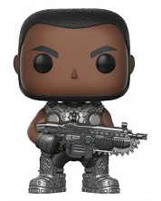 Фигура Funko Pop! Games: Gears Of War - Augustus Cole, #198