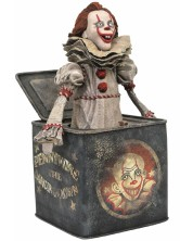 Фигура Diamond Select IT 2 - Pennywise, 23 cm