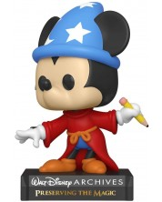 Фигура Funko POP! Disney: Archives - Sorcerer Mickey #799