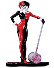 Фигура DC Collectibles: Comics - Harley Quinn, Red White And Black -1