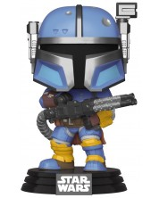 Фигура Funko Pop! Star Wars: The Mandalorian - Heavy Infantry Mandalorian, #348