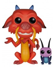 Фигура Funko Pop! Disney - Mushu Cricket, #167