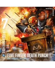 Five Finger Death Punch - And Justice For None (Vinyl) -1