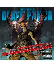 Five Finger Death Punch - The Wrong Side Of Heaven And The Righteous Side Of Hell - Volume 2 (Vinyl)
