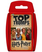 Игра с карти Top Trumps - Harry Potter and the Goblet of Fire -1