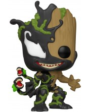 Фигура Funko Pop! Marvel: Maximum Venom - Venomized Groot (Bobble-Head), #601
