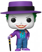 Фигура Funko Pop! Heroes: Batman 1989 - The Joker with Hat -1