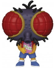 Фигура Funko POP! Television: The Simpsons Treehouse of Horror - Fly Boy Bart #820