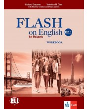 Flash on English for Bulgaria B2.1: Workbook + CD -1
