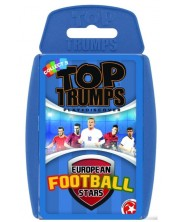 Игра с карти Top Trumps - European Football Stars -1